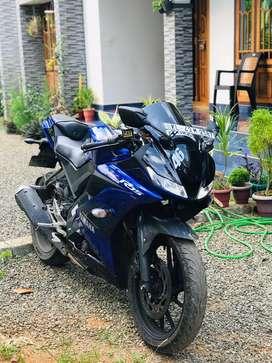 2019 Model R15 V3 ABS