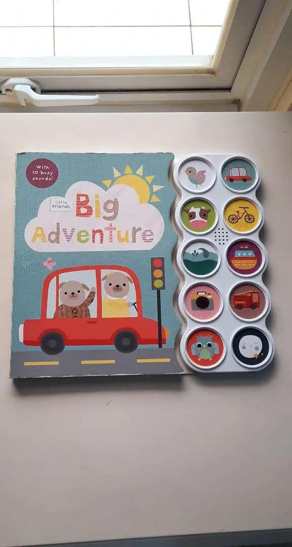 Sound Book Little Friends Big Adventure