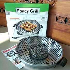 Maslon fancy grill