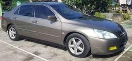 Honda accord vtil 2004