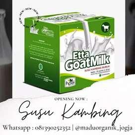 Etta Goat Milk (Susu Kambing Sachet)