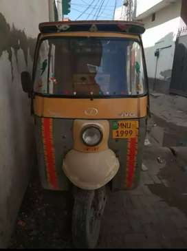 Auto Rickdhaw year 2010. Beautiful Condition No Faults 100% okay