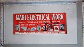Mahi electrical home repairing