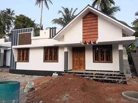 1000 Sqftvilla/4cent/3 bhk/ 35lakh/Mulayam, Mannuthy Thrissur