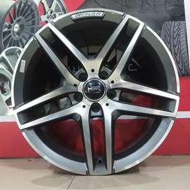 Velg mobil murah Surabaya R18 xpander Innova Rush Terios brv hrv crv