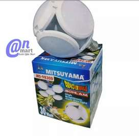 Lampu emergency dragonball