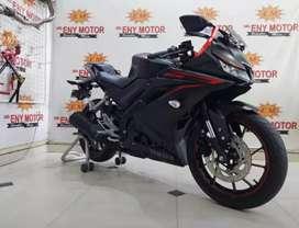 06.Yamaha R15 v3 serbu skuy *ENY MOTOR*