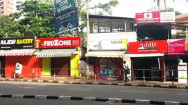 250 sq.ft Shop at Kowdiar Junction, Prime Location