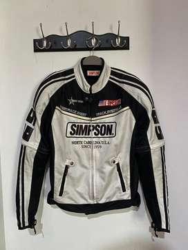Simpson Mesh Jacket