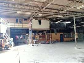 CHANDRA*gudang luas uk 18.5x19m lokasi bagus bisa usaha di jelambar