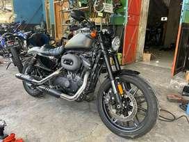 Jual Harley Davidson roadsters 1200