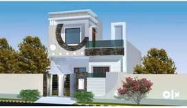 3 bhk home in just 35.99  lacs