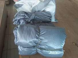 dijual kain pelamint untuk dekor tenda