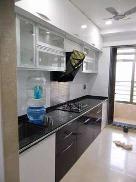 Modular kitchen in  Interior decoration service...