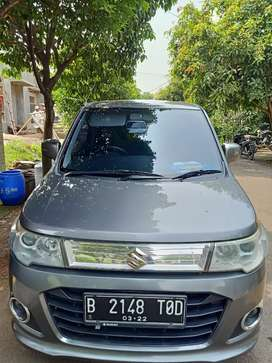 Suzuki Wagon R GS AGS Matic Abu2 Met 2016