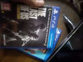 FIFA 19 and Last of US PS4