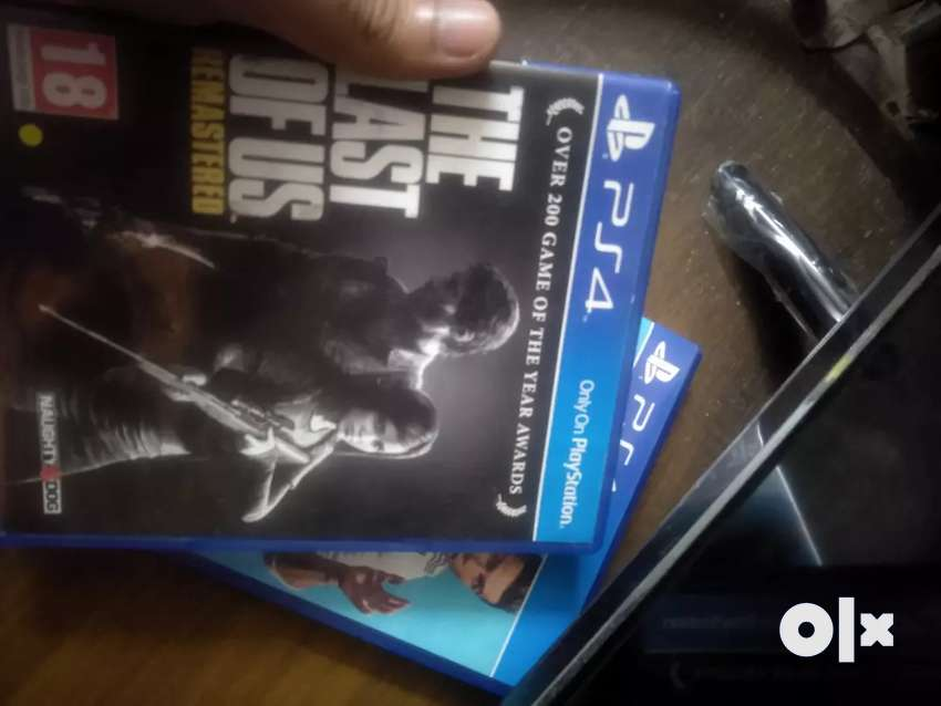 FIFA 19 and Last of US PS4 0