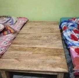 Chowki bed