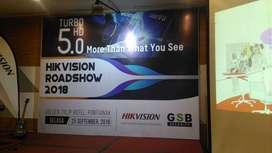 Termuah Honeywell CCTV Recorder CADVR 1004C 4 Channel 4 Pcs Kamera CCT