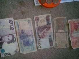 Uang antik indonesia
