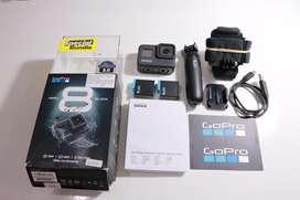 Gopro Hero 8 Black special Bundle