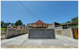 Unit Mewah dan Megah, Joglo Desain Rumah Jawa Klasik