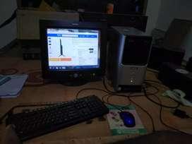 HCL computer set