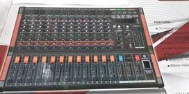 professional mixer equalizer al serid 12 ch mic dan music