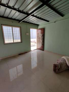 900 sqft land with 2 room individual house for sale in wadgaon sheri