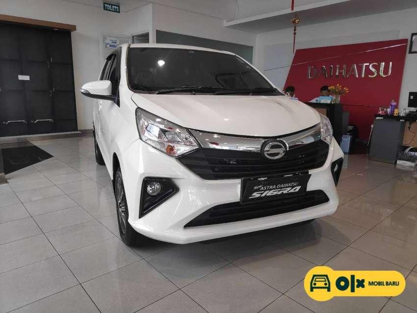 [Mobil Baru] Promo Daihatsu Sigra Termurah DP 11 juta ang.2 jutaan 0