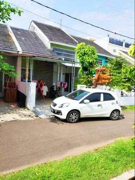 Rumah over kredit full renovasi 78 m2 metland cibitung