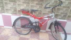 Selling a bicycle