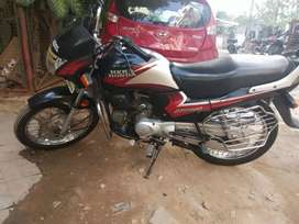 Excellent condition bike, less driven for years