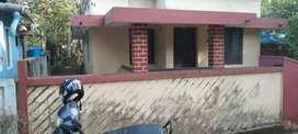 5 cent plot and house for sale near cheloor church   ijk  3 peedika rd