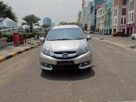Honda Mobilio E Metik Tahun 2014 Tdp Ringan 24 Jt Termurah