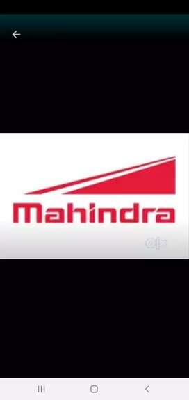 Mahindra auto parts company