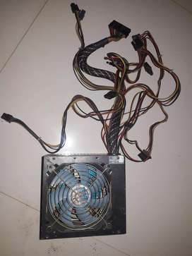 Power Supply Gaming Korea 500 watt pure
