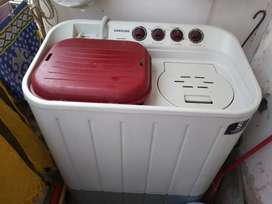 Samsung 6.5 kg Semi Auto Washing Machine Like new condition