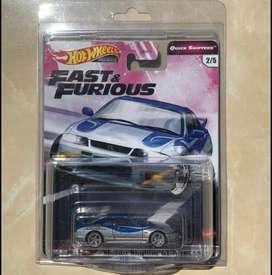 Hot wheels Premium Nissan Skyline GTR BCRN33 Fast and Furious