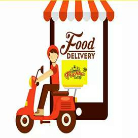 Delivery boy/girl for Fuchka king outlet.