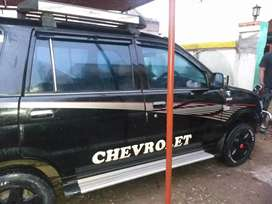 Chevrolet Tavera 2008 Diesel Well Maintained
