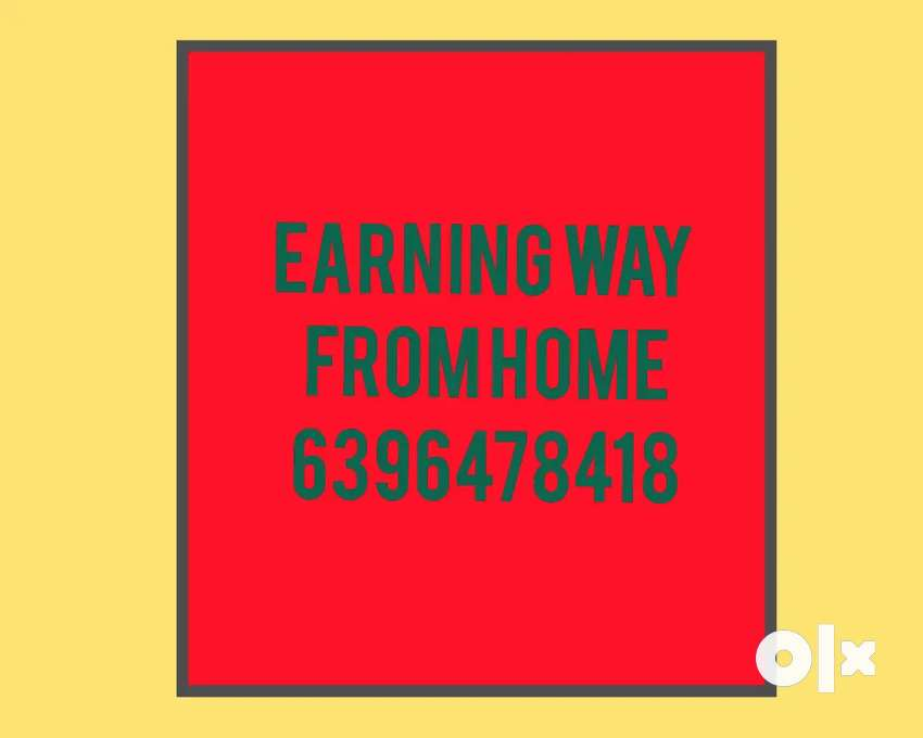 Great earning way from home 0