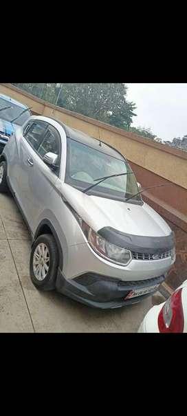 Mahindra KUV 100 2016-2017 mFALCON D75 K6 Plus 5str AW, 2016, Petrol