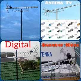 Antena Tv Digital Pasang Antena Tv Digital Anda Dirumah Gambar Bagus