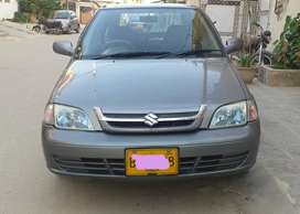 Suzuki cultus euro ll factory  Ac/Cng low mailage original  condition