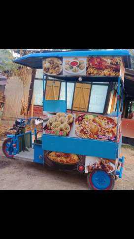 battery food cart for sale