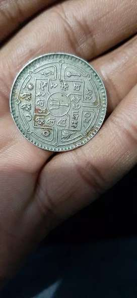 Old coin old is gold