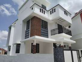 Attractive posh gated community villa kurlad near INFOPARK KAKKANAD