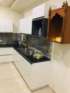 5 marla brand new 2bhk Ground floor North East for sale in sector 38 a