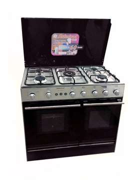 Admiral Cooking range 5 burners with oven backed by  1 year warranty